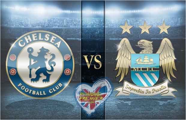 Chelsea Manchester City tifosi italiani