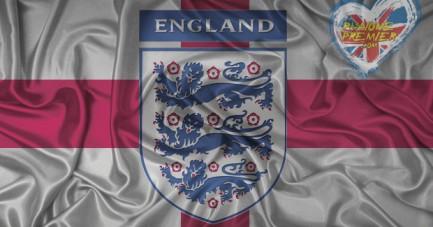 Inghilterra Nazionale Logo
