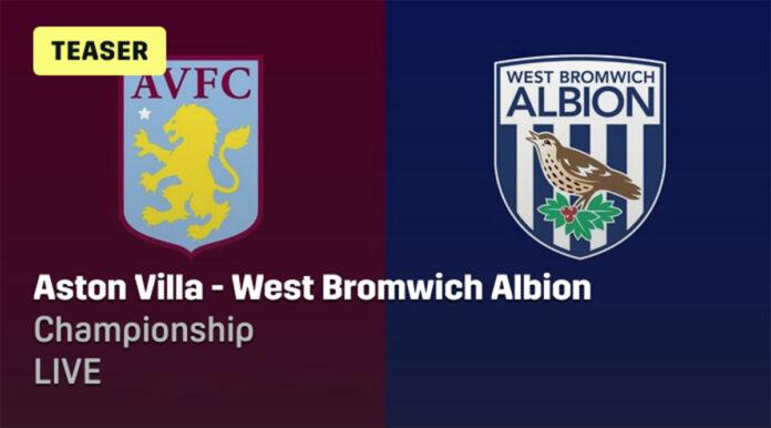 Aston Villa West Bromwich Albion