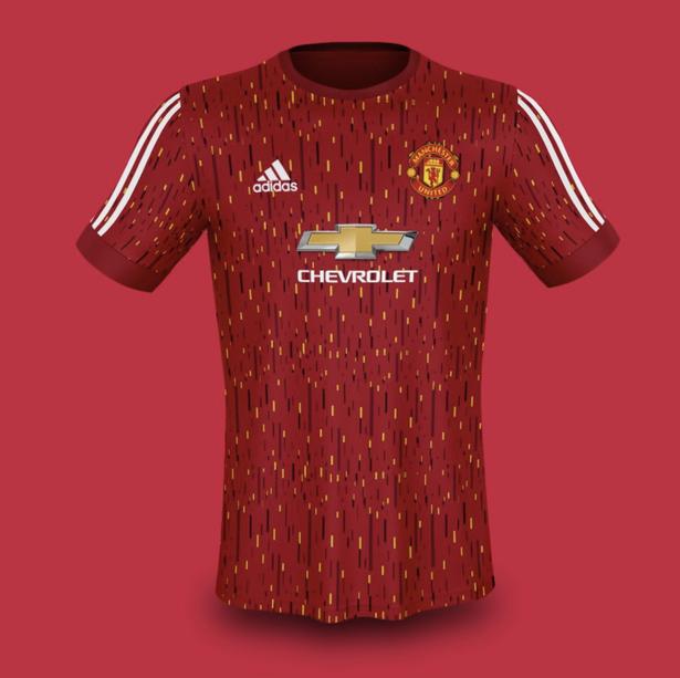 la maglia 2020 2021 del manchester united non piacera agli amanti della tradizione passionepremier com maglia 2020 2021 del manchester united