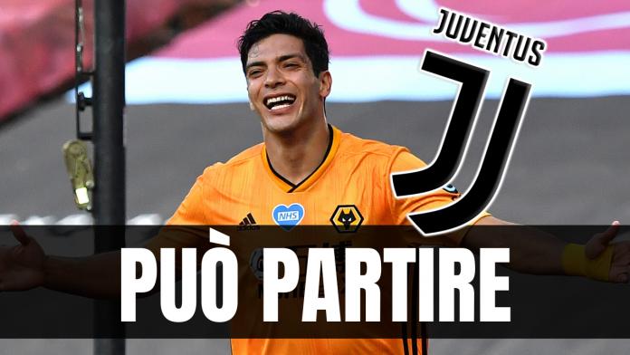 Raul Jimenez Juventus